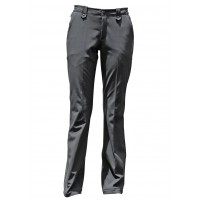 【LeVon】女防水透濕長褲-黑-LV2330