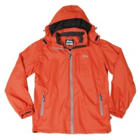【LeVon】男保暖外套-磚紅-LV3340