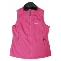 【LeVon】女保暖背心-莓紫紅-LV5332